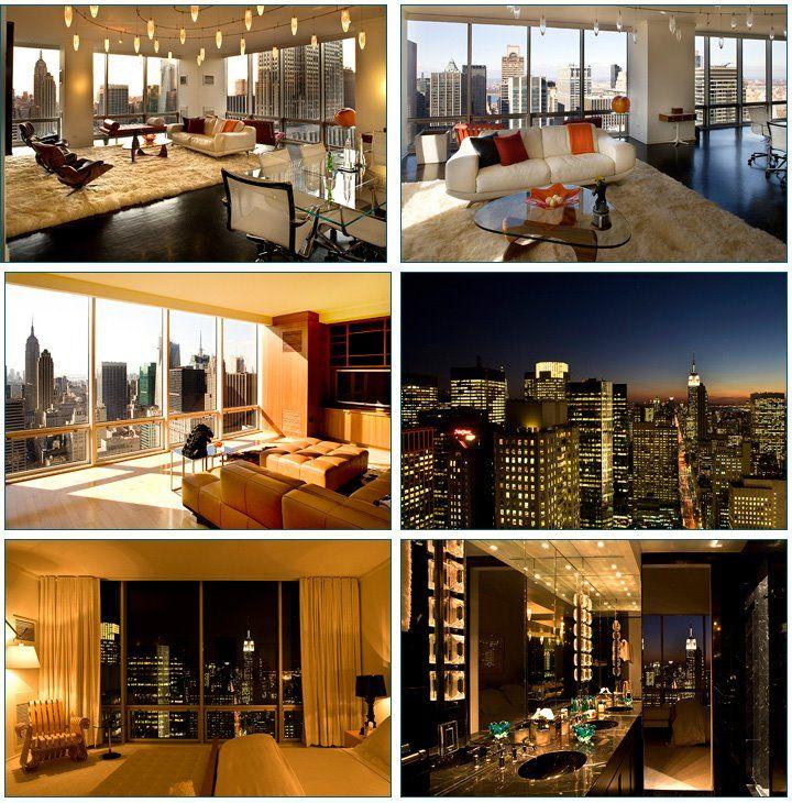 Loft Apartments In New York City: City Living - New York Loft Life (Spring Home)