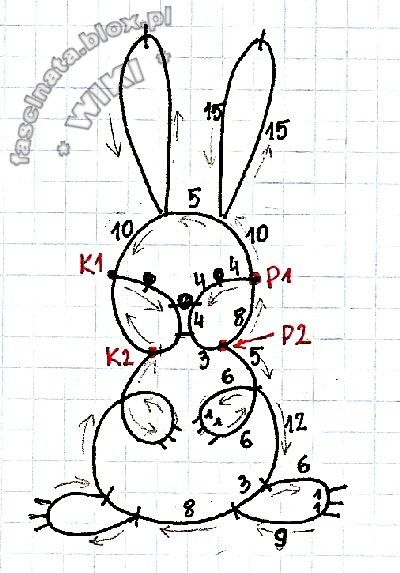 rabbit diagram