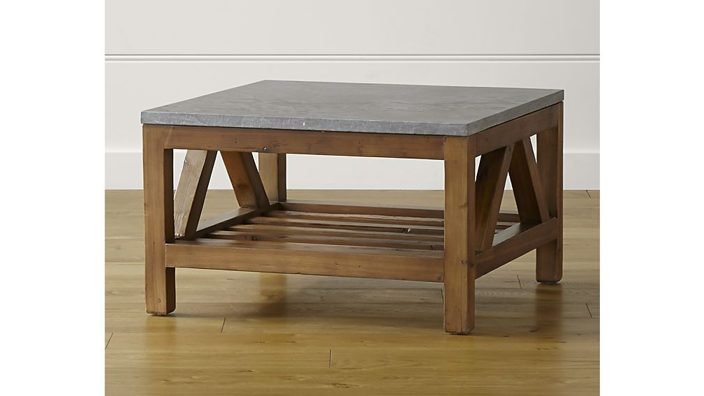 Bluestone Coffee Table Crate And Barrel Coffee Table Square