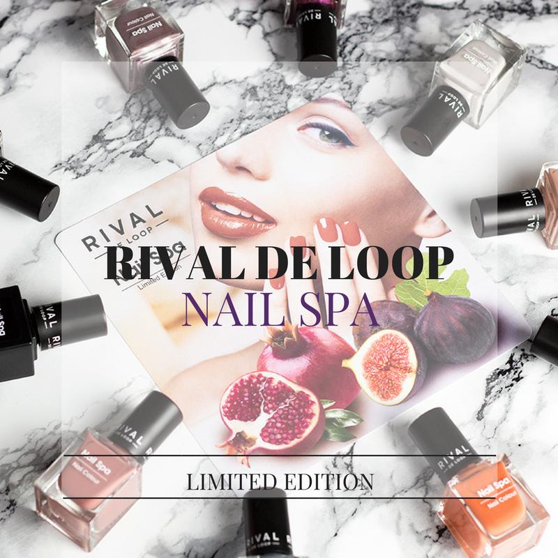 Rival de Loop Nail Spa Limited Edition | Nail spa and Spa