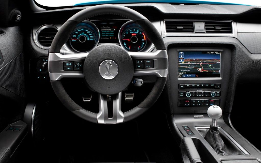 Http Strumors Automobilemag Com Files 2012 02 2013 Ford Mustang Shelby Gt500 Coupe Interior 1024x640 Jp Ford Mustang Shelby Gt500 Shelby Mustang Shelby Gt500