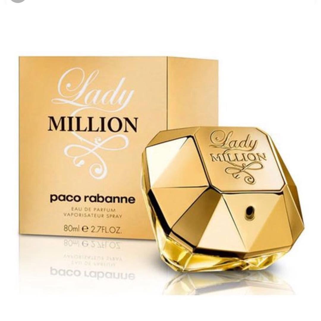 """دوژه on Instagram: """"Lady MILLION عطری بسیار اغوا کننده"""