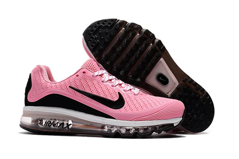 nike air max 2017 womens black and pink
