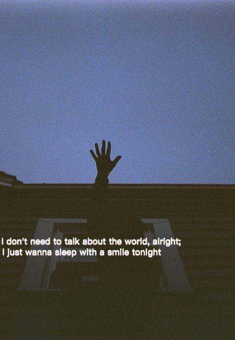No necesito hablar sobre el mundo, está bien. Sol… – #bien #drugs #el #está …