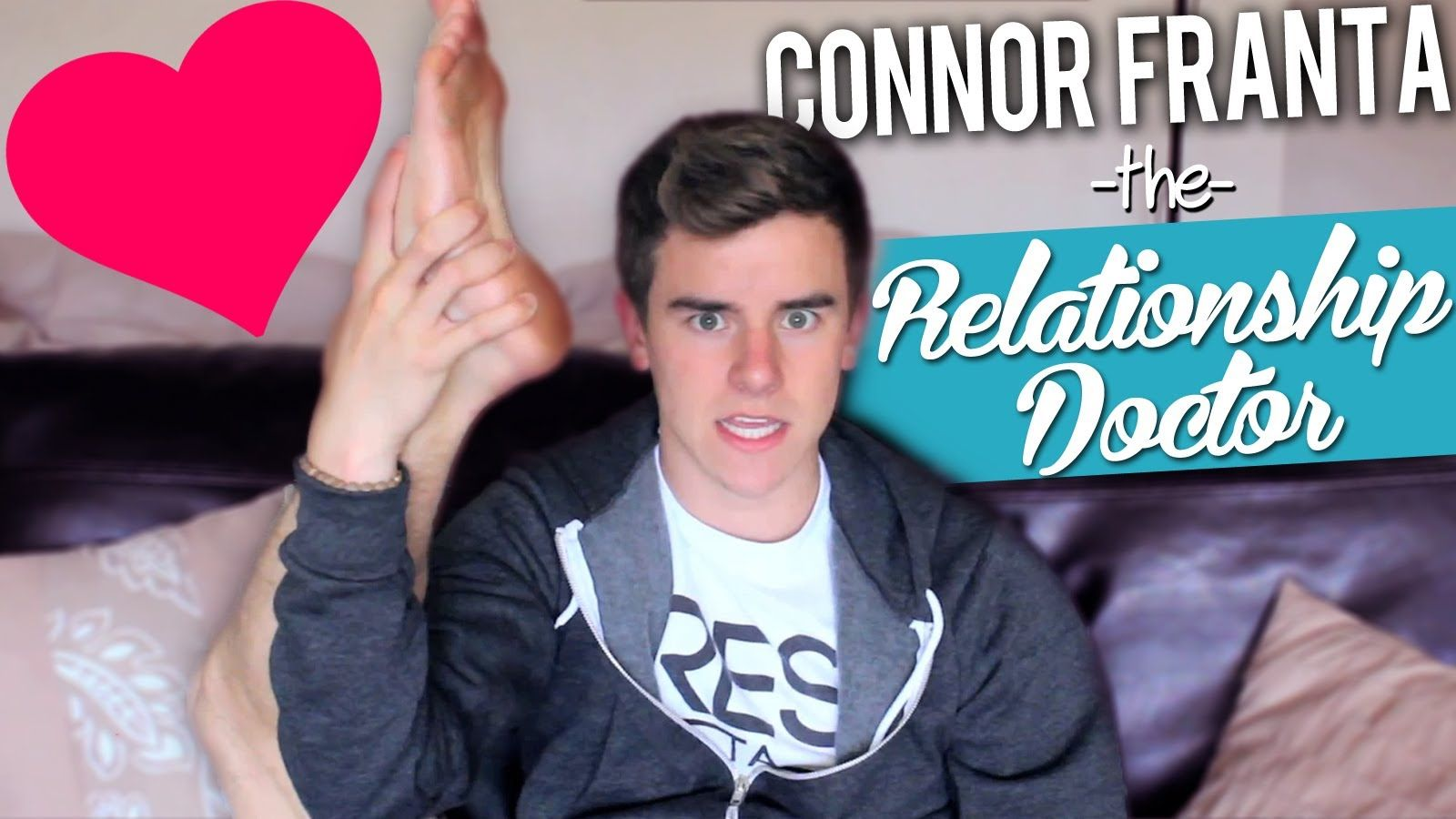 Connor Franta the Relationship Doctor (+playlist)