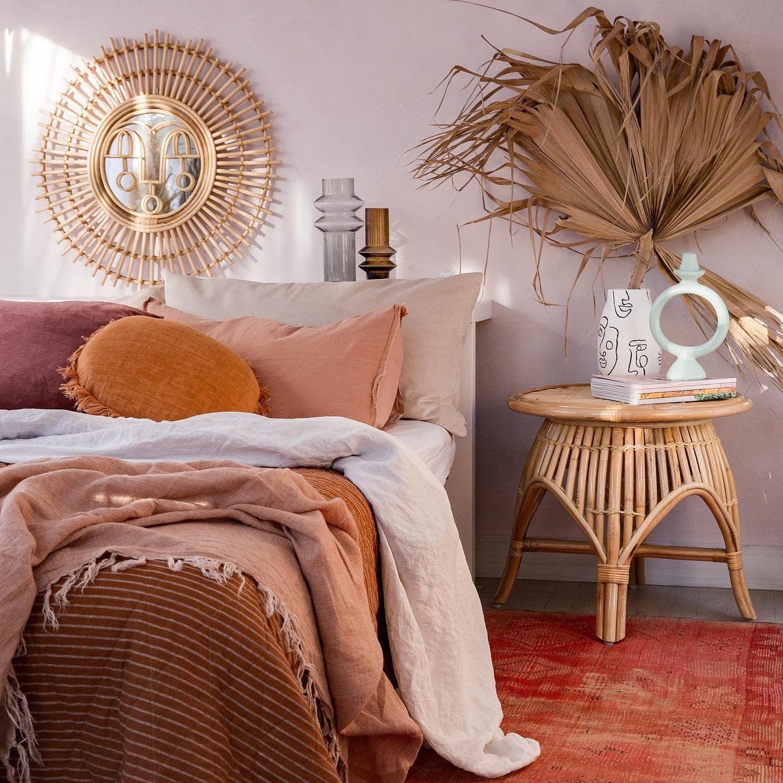 burnt orange interior decor ideas