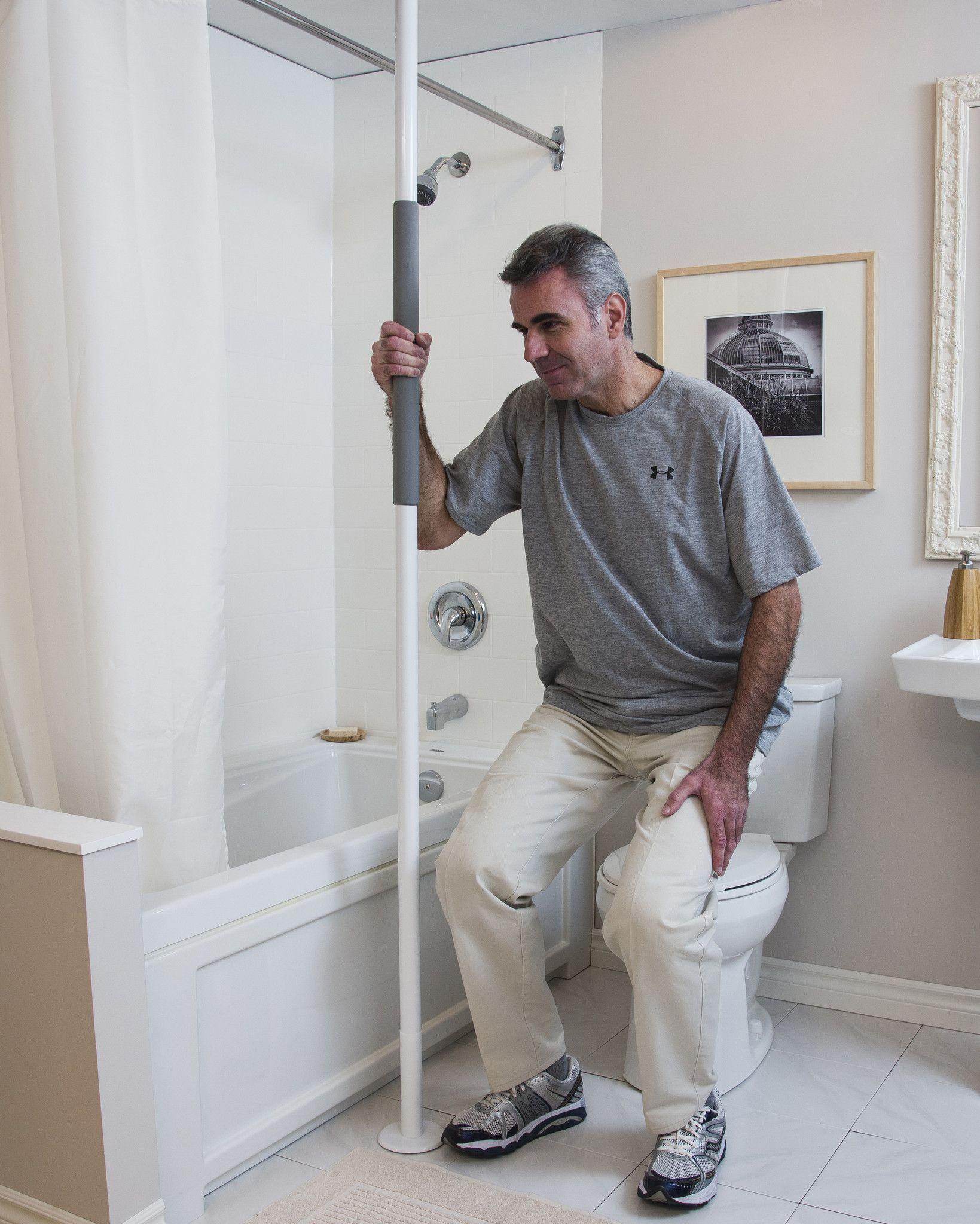 HealthCraft SuperPole SPS Home safety, Bathroom