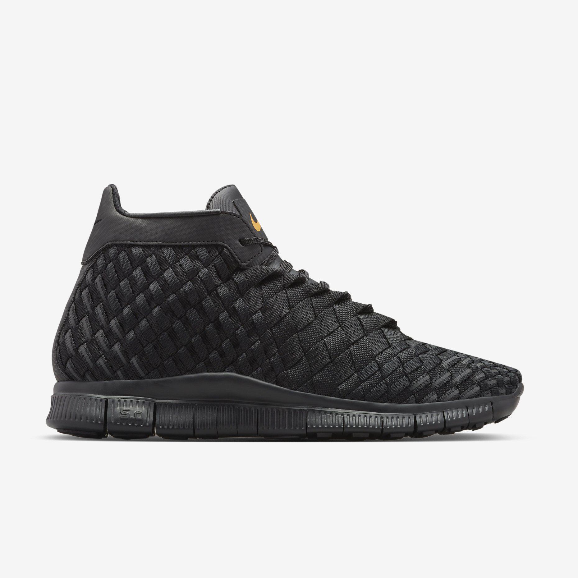 Nike Free Inneva Woven Mid Men s Shoe. Nike Store  bada8736b3c1