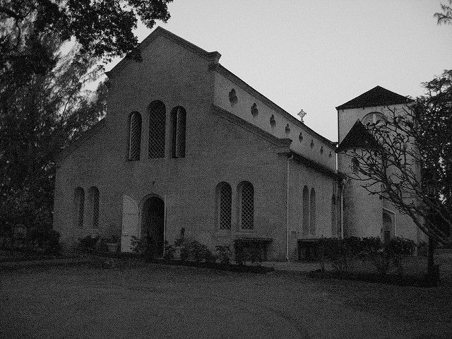 St. James Parish Church, Barbados.