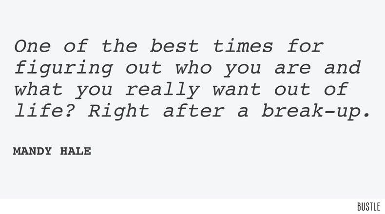 9 Breakup Quotes to Help Heal Your Beaten-Up Heart | Bustle