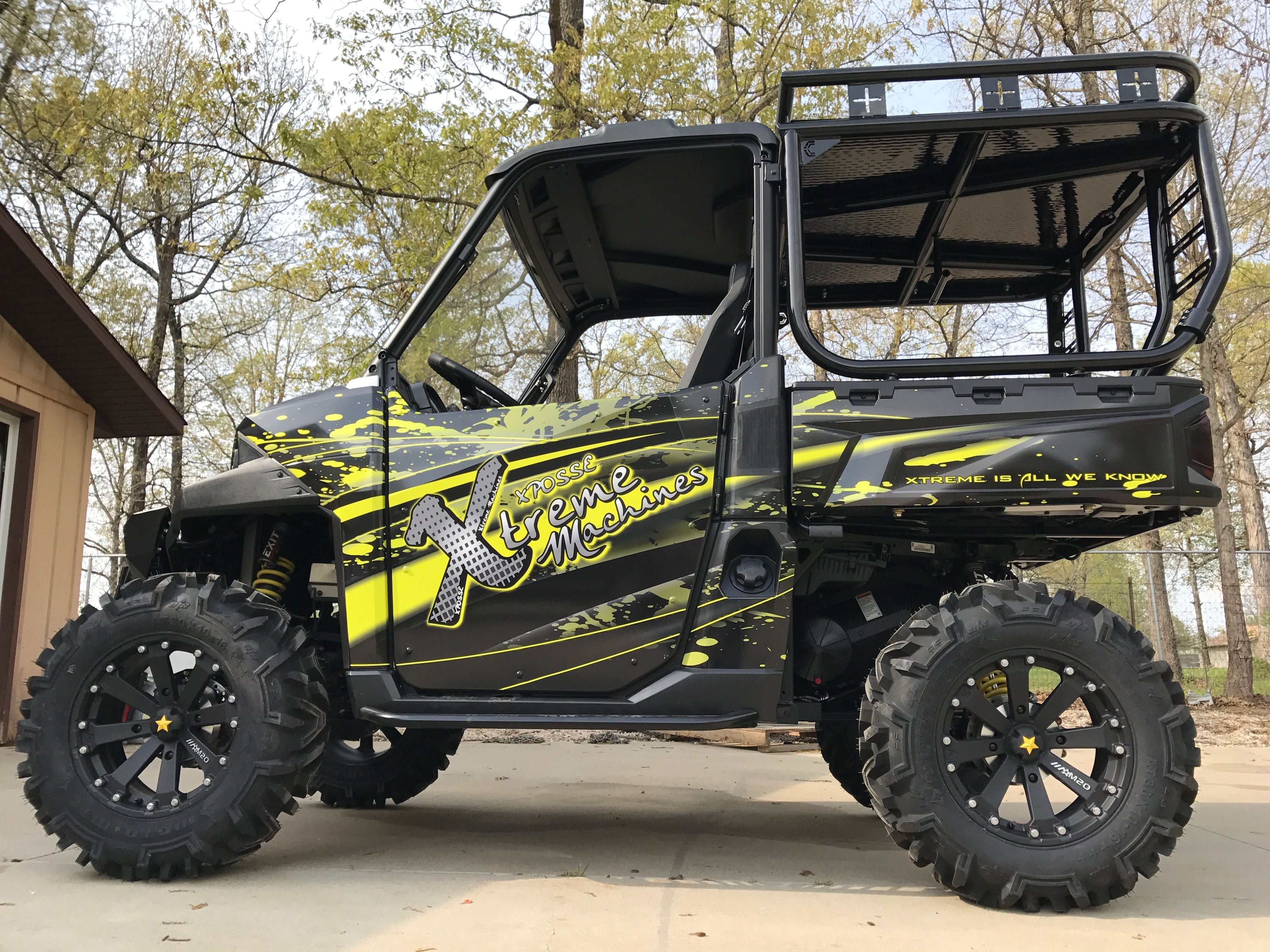 Pin By Ian May On Offroad Vehicles Polaris Ranger Polaris Ranger Accessories Polaris Ranger Roll Cage Extension