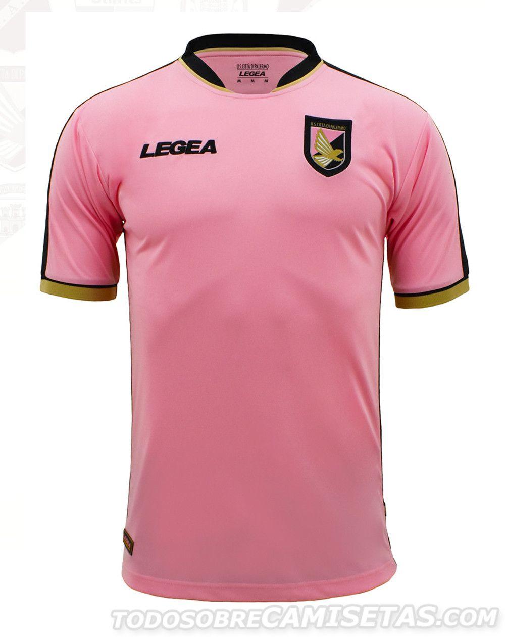 8611e6e0b8 US Città di Palermo Legea Kits 2018-19   Football (soccer)   Mens ...