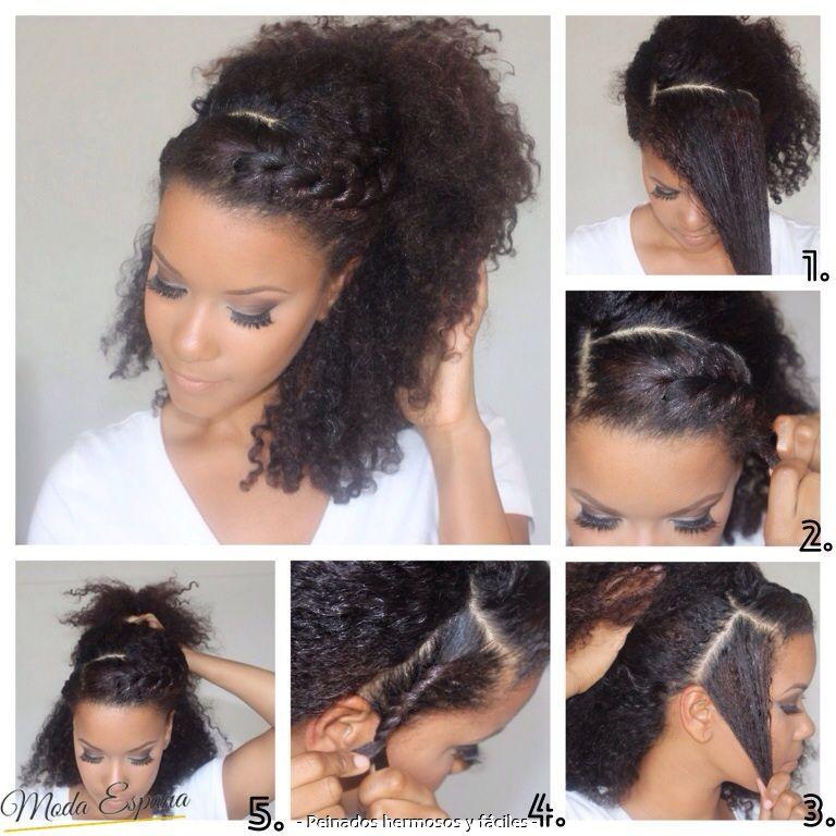 Los 20 peinados faciles pelo corto más bonitos