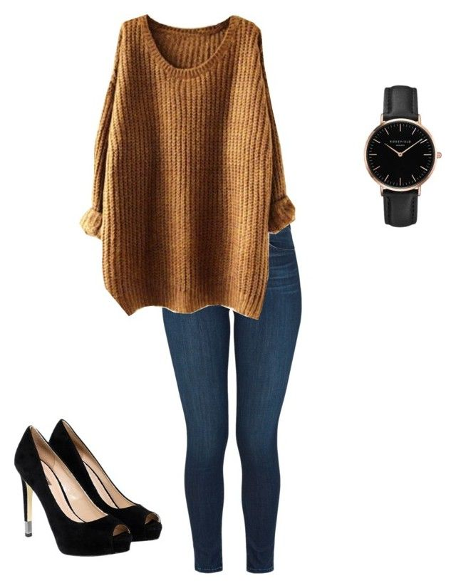"""Untitled #45"" by littleneverlander on Polyvore featuring J Brand, GUESS and Topshop"