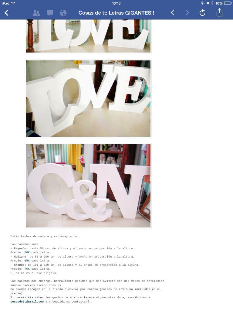 Letras de carton para decorar decoraciones pinterest