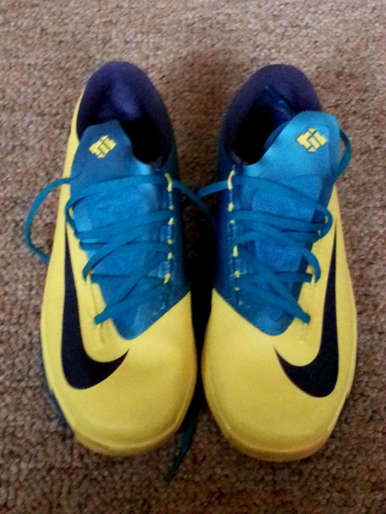 8840746535c Nike KD VI 6 Sonic Yellow Seat Pleasant Size 7 Youth 599477-700 Kevin  Durant DS  Nike  Athletic