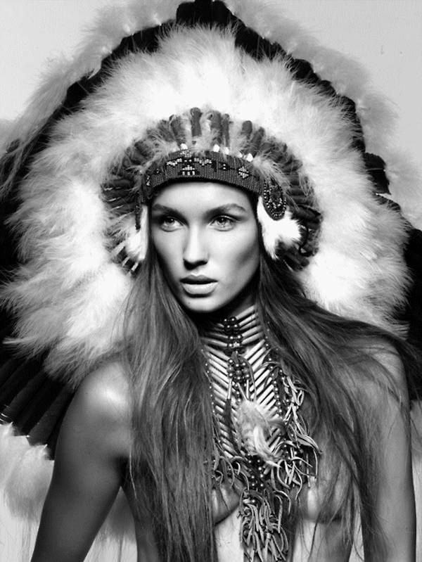 Native American Indian Style