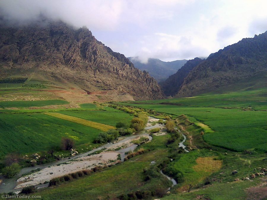 Sang Sefid Village In The Spring Ilam Province Iran In Persian روستای سنگ سفید ايلام فصل بهار Photo By Mohsen Mohammadi Iran Travel Visit Iran Iran