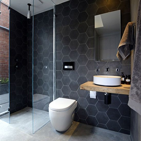 Shop their looks: the first Block bathroom reveals