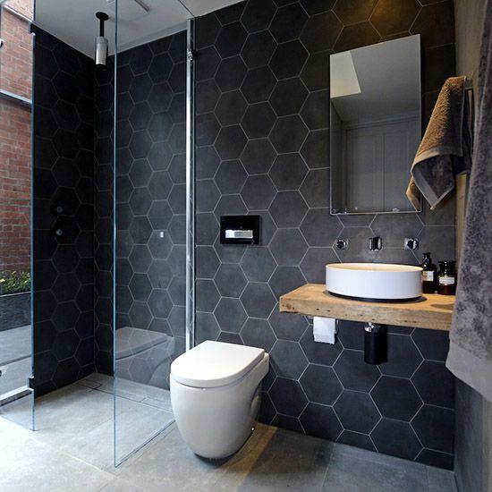 Shop their looks the first Block bathroom reveals bathrooms