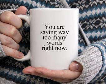 Funny coffee mug | Etsy #funnycoffeemugs