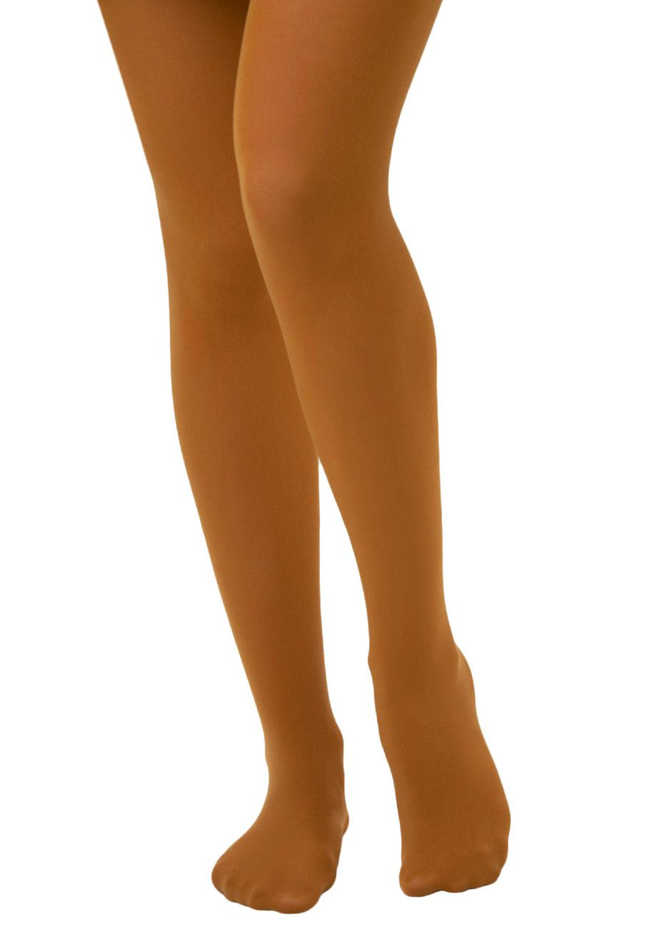 0e5d1d7ef Tights for Every Occasion in Mustard - Orange