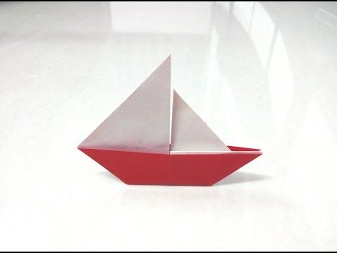 How To Make Origami Paper Boat 2d 2 Origami Paper Folding