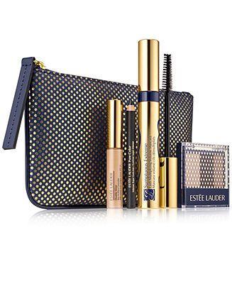 Estée Lauder Delectable Eyes - Decadent Truffles Makeup Value Set - Gifts & Value Sets - Beauty - Macy's