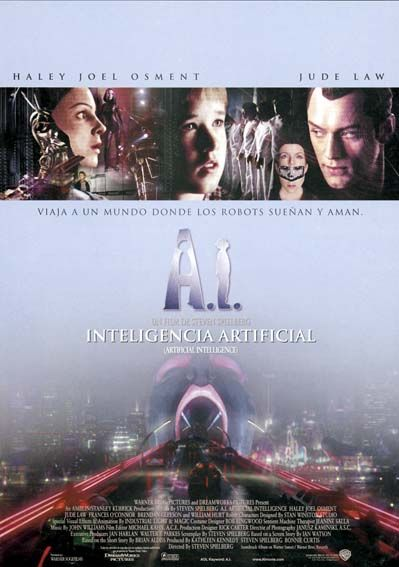 A.I. Inteligencia artificial (2001) tt0212720 C