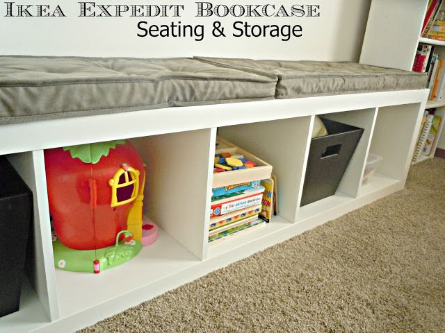 Ikea Hack Expedit Bookcase Life A Little Brighter