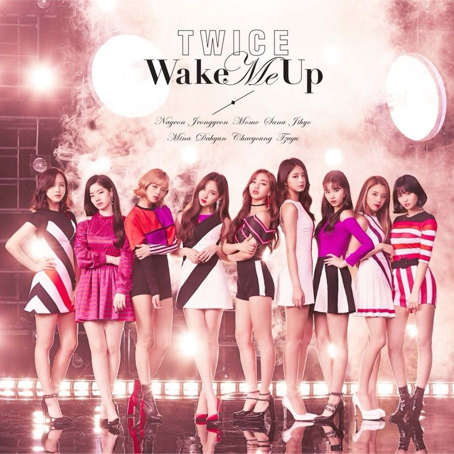 twice wake me up japan 3rd single 2018 05 16 release twice in