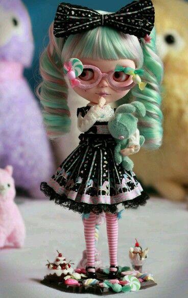 Blythe Dolls Sweet Lolita