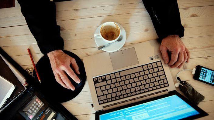 Kaféet är nya arbetsplatsen - Ekonomi - Sydsvenskan-Nyheter Dygnet Runt