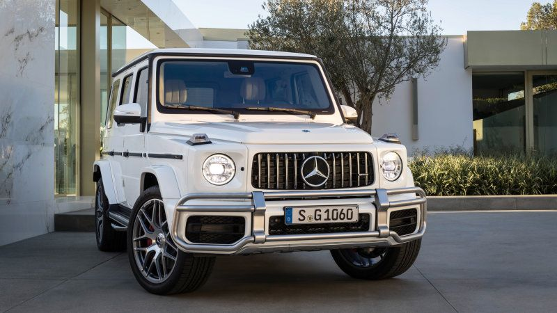 Icymi Mercedes Amg G63 Starting Price Climbs To 148 495 For 2019