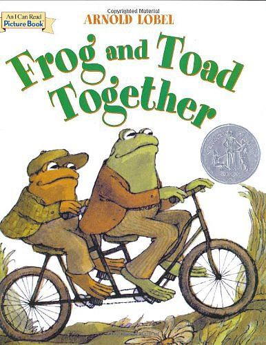 10 Books That Beginning Readers Will Love Reading Over And Over I Can Read Books Frog And Toad Toad