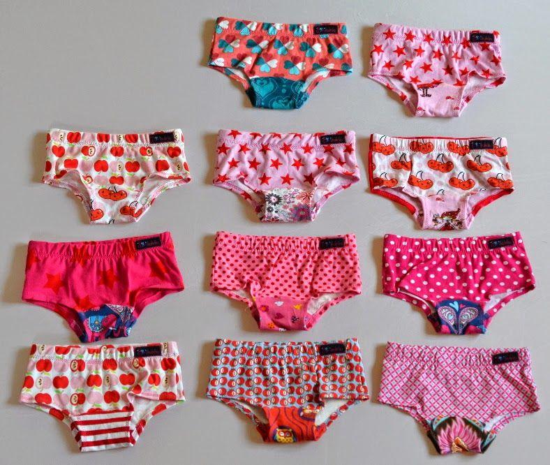 Schnabelinas Welt: Unterwäsche - gleich noch ein Schwung! | nähen ...