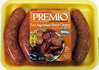 Premio Argentinian Chorizo Sausage $3.99