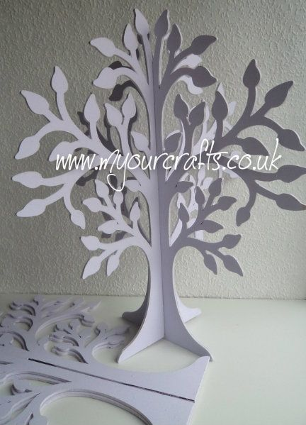 The Family Tree Basically A Wooden Free Standing 3d Tree Which Can Be Used For Crafts Christmas Christening Ea Craft Display Wooden Tree Family Tree Project