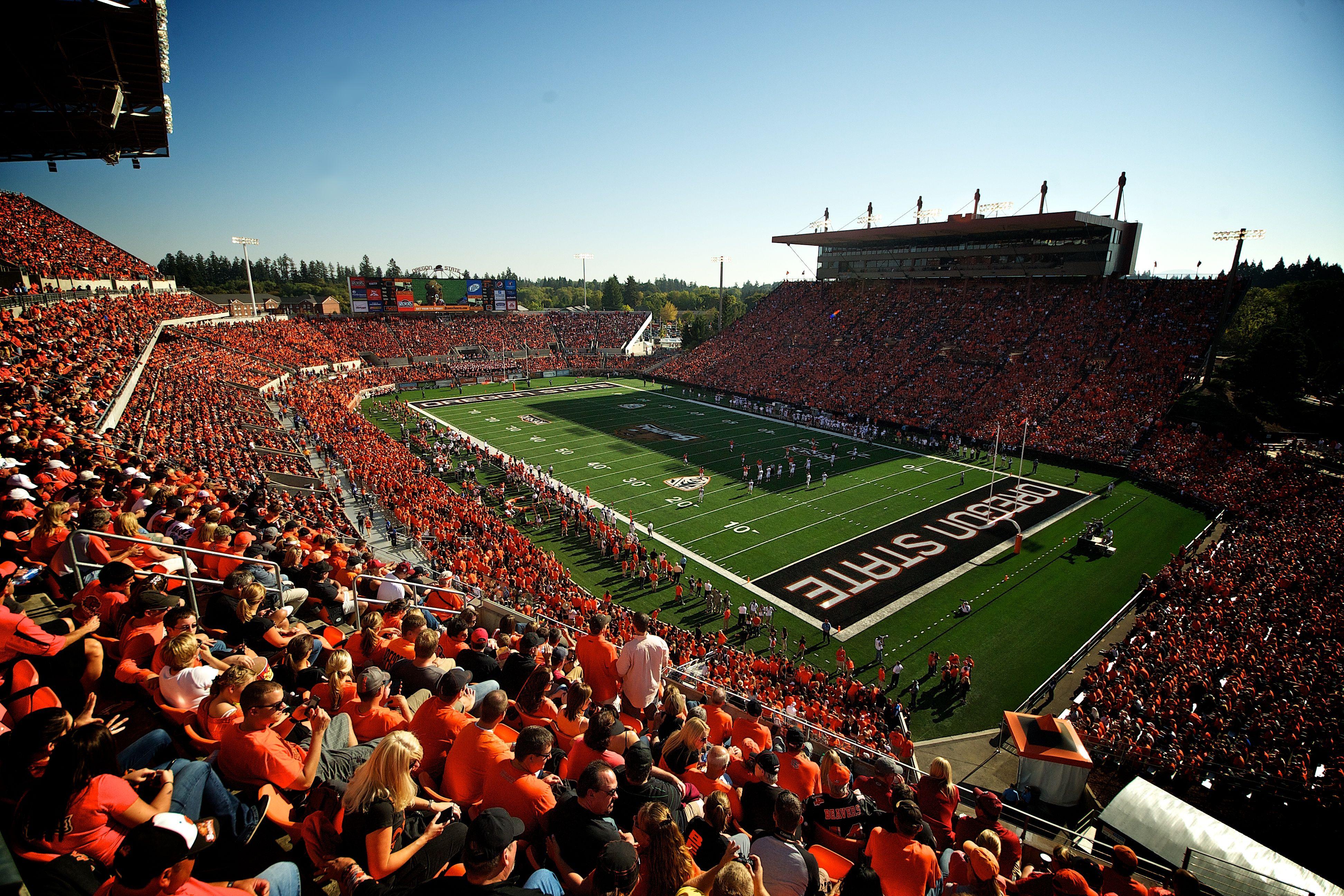 Reser Stadium Oregon State University Stadium Oregon State