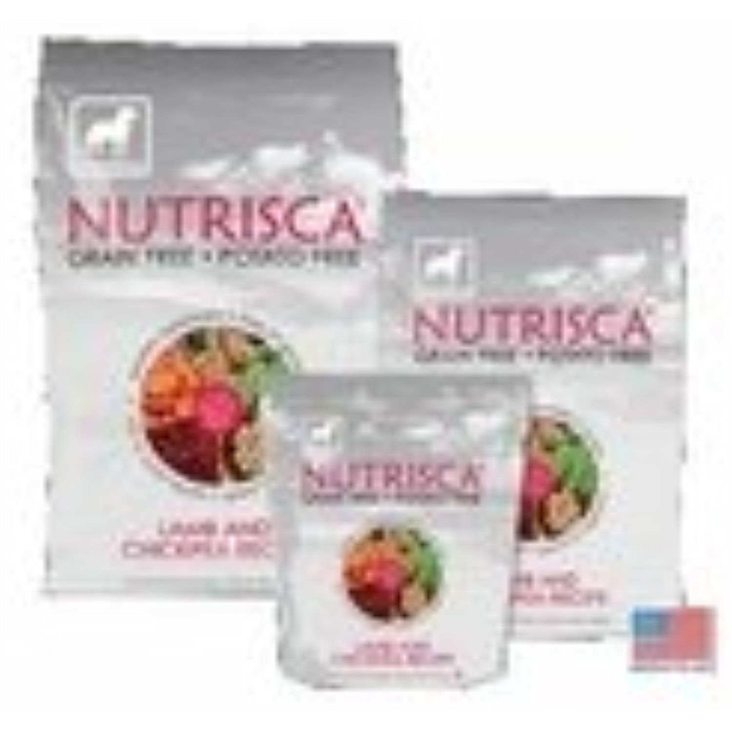 Dogswell Nutrisca Lamb Chickpea Dry Dog Food 4 Lb Pack Of 6