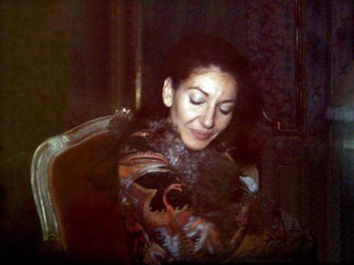 Maria Callas, 1975