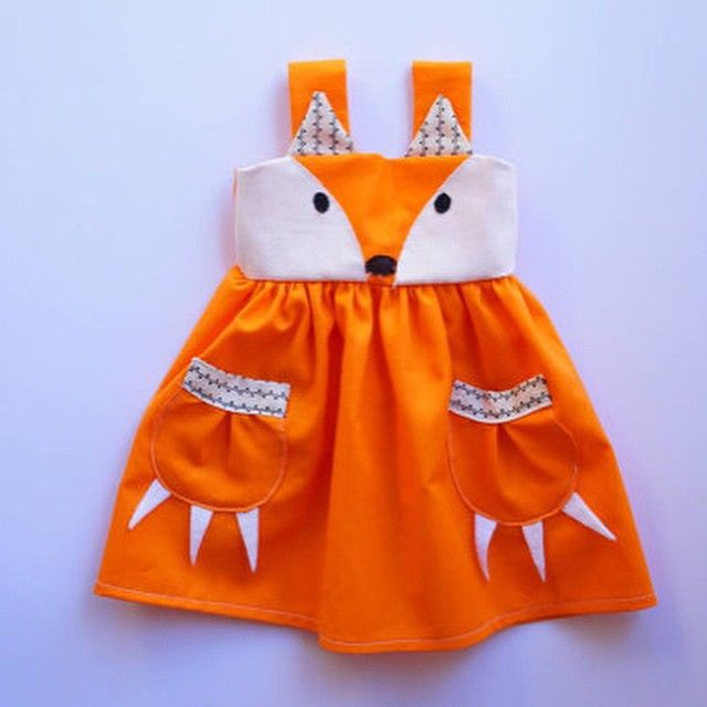 The latest featured Etsy shop has the cutest doll clothes ever!!!! This fox dress will fit an American Girl...love it!Shop on Etsy: AllySews Get your shop featured!  Click on the link in the profile for details.