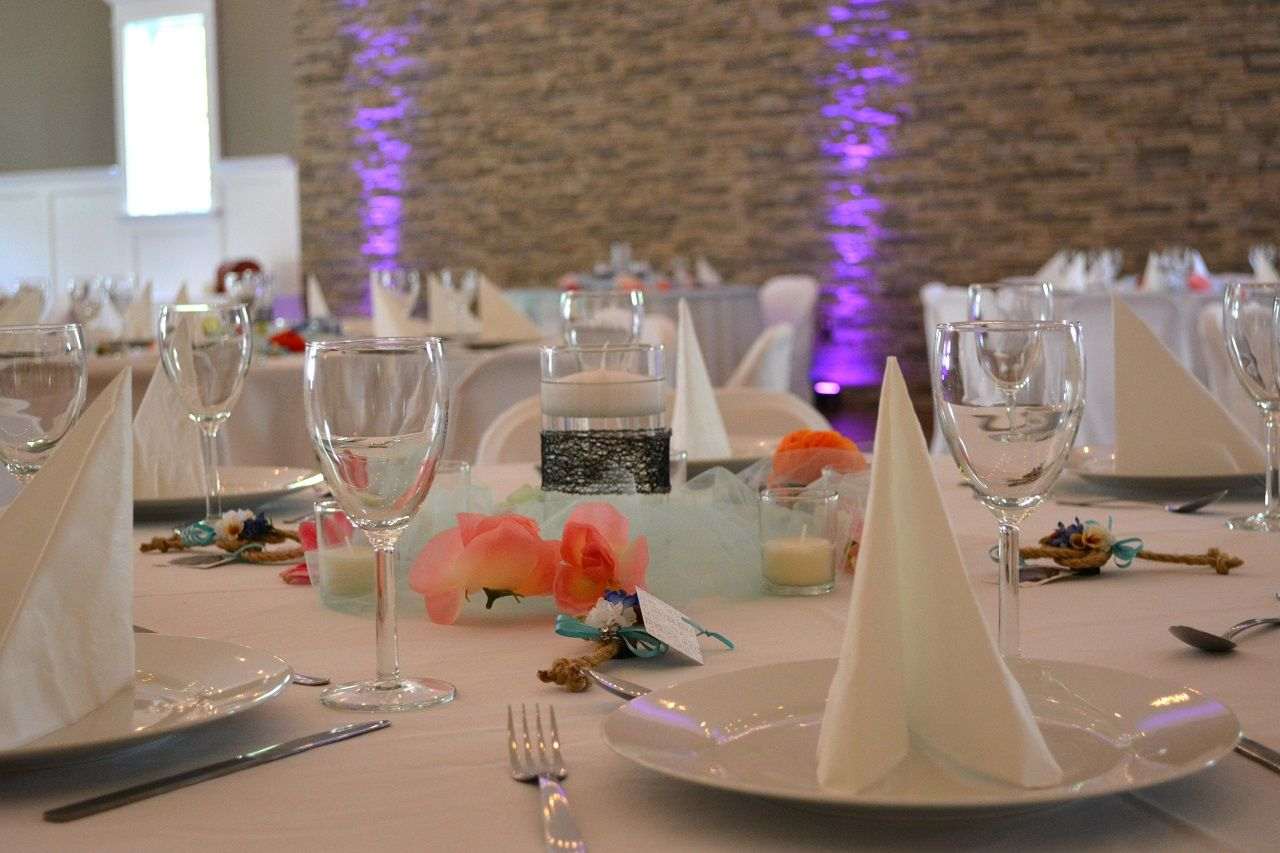 Myers Pointe Event Center Hartly, Delaware wedding