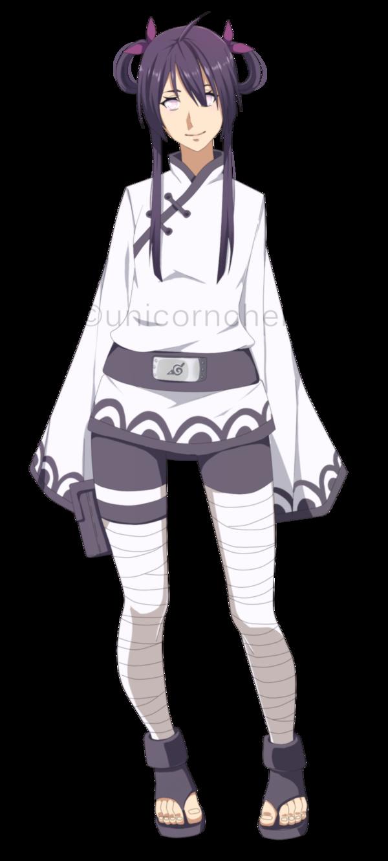 Hikami Hyuuga Naruto Oc Characters Naruto Fan Art Naruto