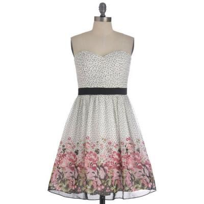 I Sup-posy You're Right Dress - S