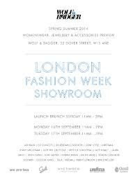 Image Result For Fashion Showroom Invite Invitation Pinterest