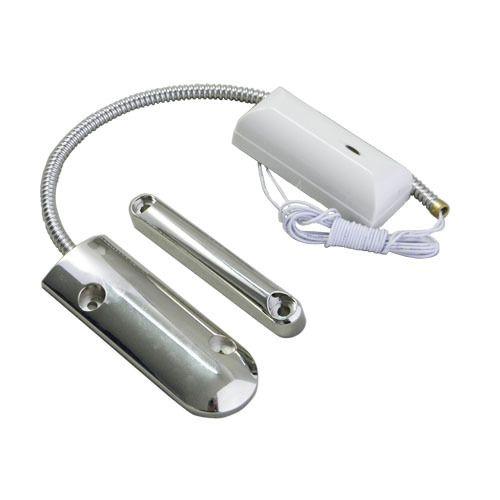 868mhz Md 212r Wireless Rolling Shutter Garage Door Magnetic Detector Alarm Sensor China Mainland Garage Door Sensor Fire Alarm System Affordable Garage Doors
