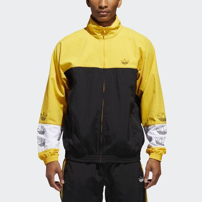 adidas tourney warm up track jacket