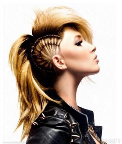 Hair Styles For Long Hair This Is Freaking Awesome Wild Side