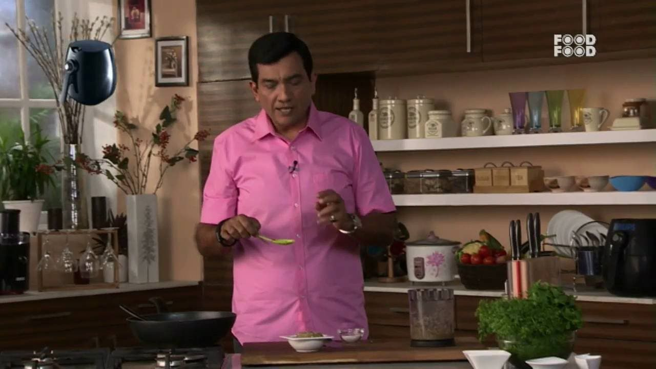 Sanjeev Kapoor Kitchen | Cucumber Chutney Recipe | Master Chef ...